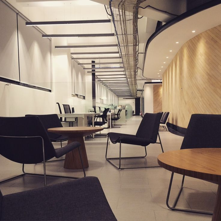 Oficinas Banco de Chile / S3 Schmidt Arquitectos / Greene During Iluminación/ Somarriva - Da Bove Interiorismo