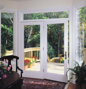 Pella Doors With Blinds
