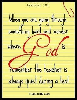 So smart: The Lord, Remember This, Food For Thoughts, God Is, Hard Time, So True, Tough Time, Have Faith, Trust In God