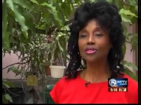 Annette Larkins - ageless looks and longevity comes from raw foods - a story with an interview - YouTube