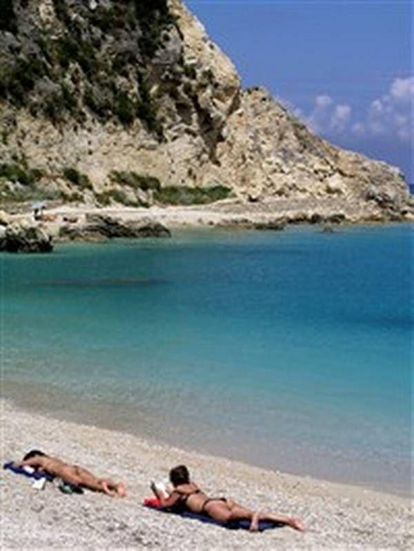 Den græske ø byder på fremragende strande og ø-hop for begyndere