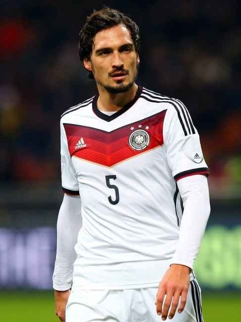 Mats Hummels - Defender - Germany | The Definitive List Of Hot Soccer Players In The 2014 World Cup