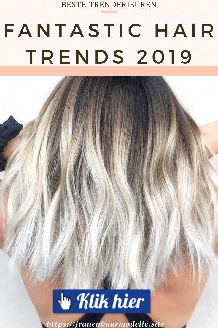 Fantastic Hair Trends 2019 #trends # 2019 #pixie haircuts # winter2019 ... - frisuren damen #trend_frisur # trend_frisur_2019