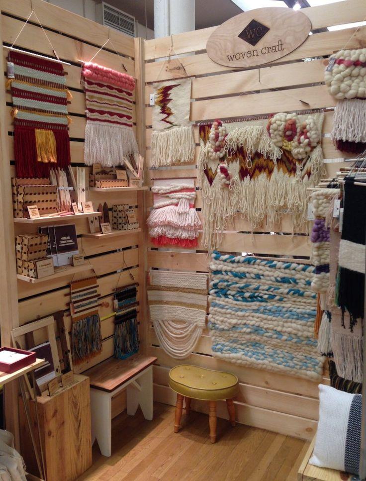 Woven Craft Renegade Fair NYC 2015