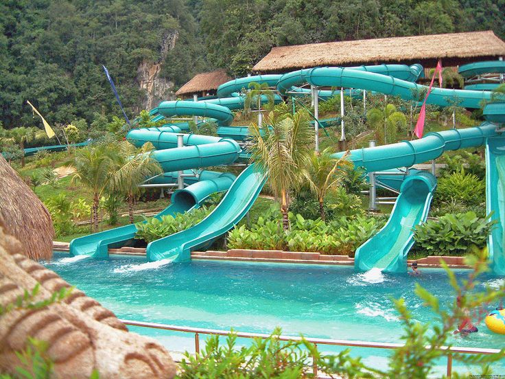 Sunway Lost World of Tambun, sited at the base of the rain forest in the #Malaysia of Perak, is a complete package of #fun, #adventure, and rejuvenation.