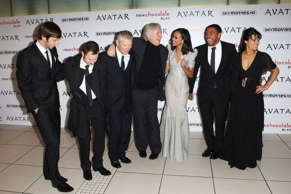 Michelle Rodriguez Photos: Avatar - World Premiere - Inside Arrivals