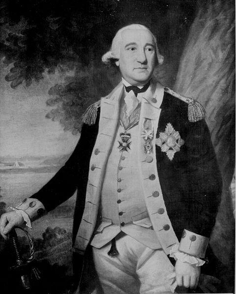 Baron von Steuben (1730-1794) | George Washington's Mount Vernon  Baron Friedrich Wilhelm von Steuben by Ralph Earl, c. 1786.