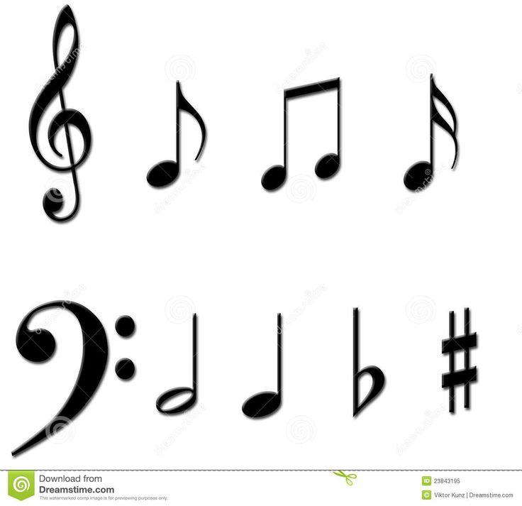music-notes-symbols-23843195.jpg (1300×1260)