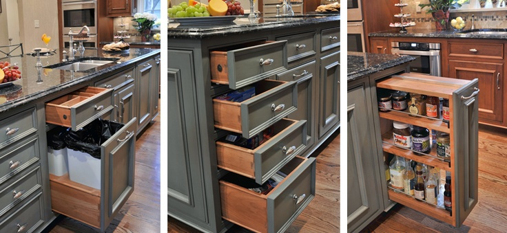 Lovely Kitchen Cabinet Drawer Boxes