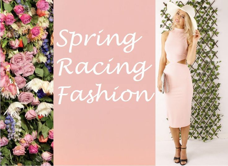 Every woman knows, Spring Racing is not about horses - head over to the BLOG to see How to Dress for the Spring Racing Carnival bit.ly/2dz5HoI #fblogger