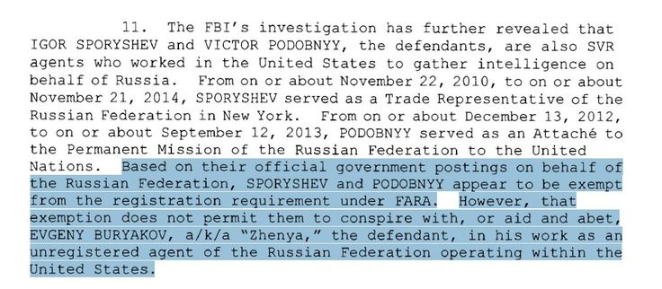 """Polly Sigh on Twitter: """"1. Did Russian spy ring (VEB banker) arrested in 2015 try to recruit Carter Page? Based on FBI testimony, it seems so. #Trumprussia #maddow"""""""