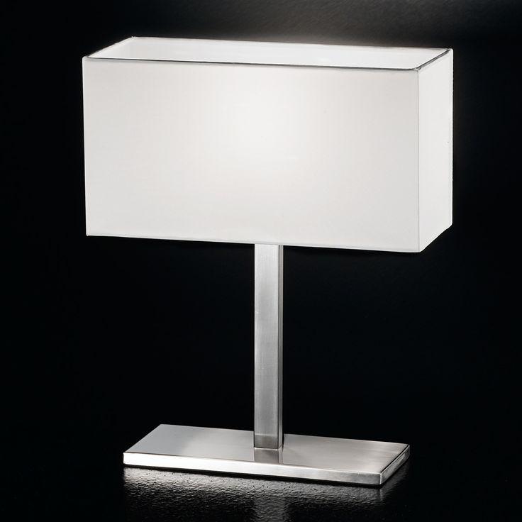 Klassisch-moderne Tischleuchte Emilian Jetzt bestellen unter: https://moebel.ladendirekt.de/lampen/tischleuchten/beistelltischlampen/?uid=b91d407c-786c-5e67-943d-89b7398879a0&utm_source=pinterest&utm_medium=pin&utm_campaign=boards #lampen #tischleuchten #beistelltischlampen Bild Quelle: www.lampenwelt.de