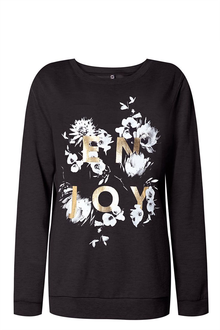 Floral Statement top