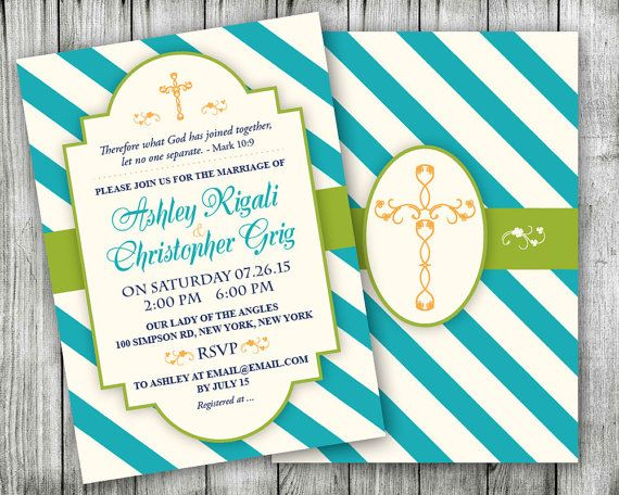 46 best Catholic and Christian Invitations images on Pinterest