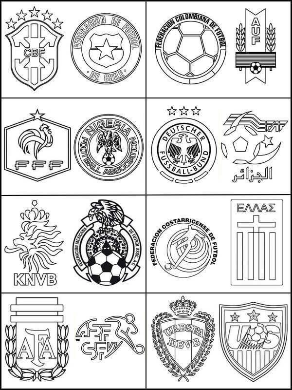 Fifa World Cup Coloring Pages Free Coloring Sheets Flag Coloring Pages Sports Coloring Pages Flags Of The World