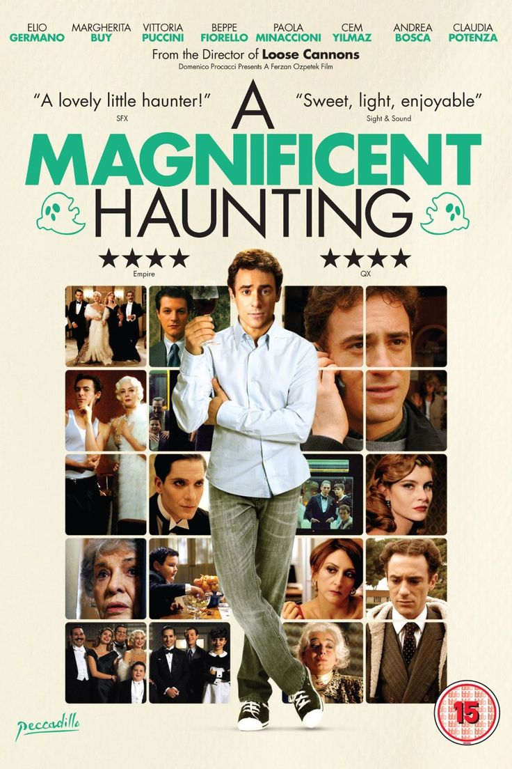 A Magnificent Haunting