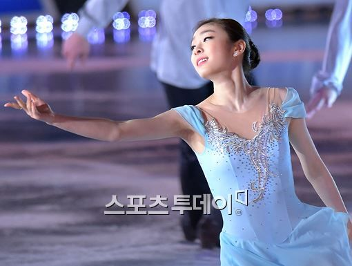 [포토]'얼음의여왕' 김연아 - 스투닷컴