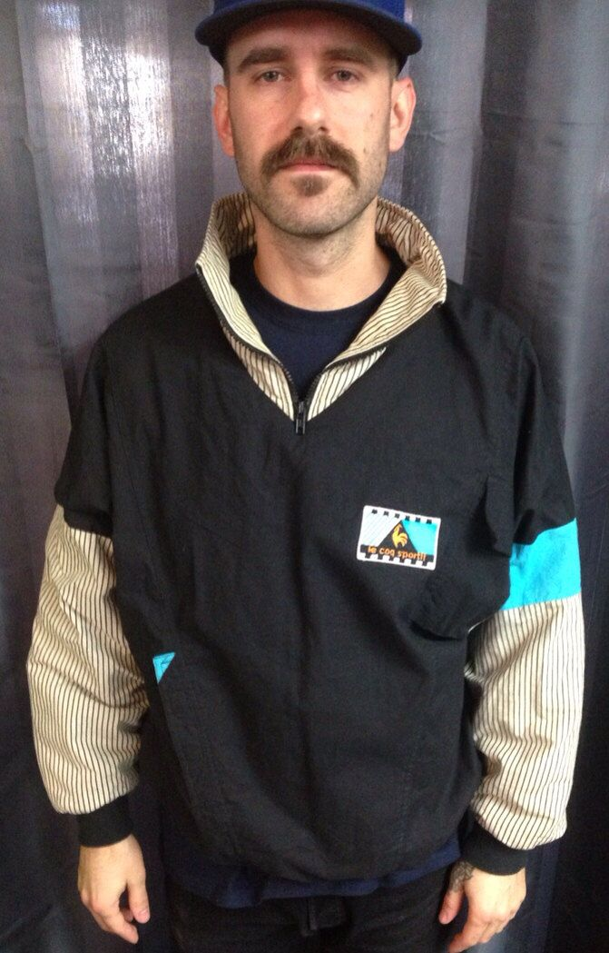Le coq sportif chamonix pullover by Therichesofthepoor on Etsy https://www.etsy.com/listing/168308079/le-coq-sportif-chamonix-pullover