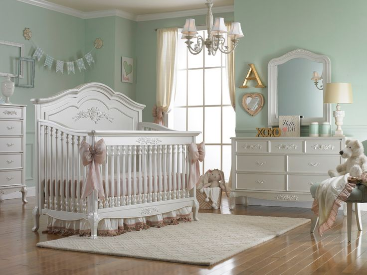 Dolce Babi Angelina Convertible Crib In Pearl   Kids Furniture In Los  Angeles