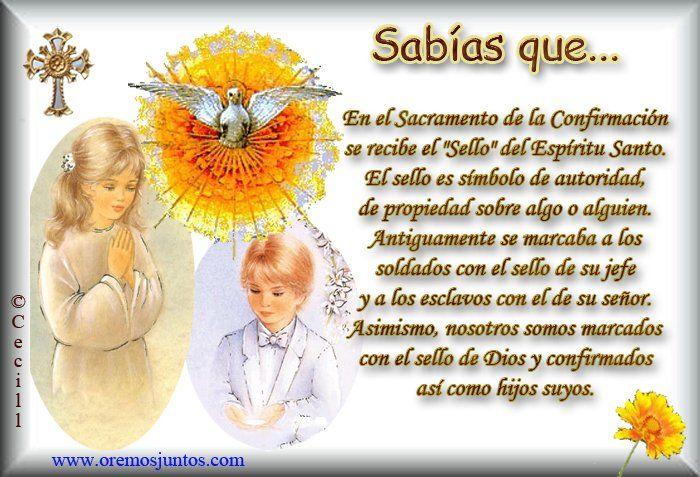 Imagenes De Confirmacion Catolica | sábado, 9 de abril de 2011