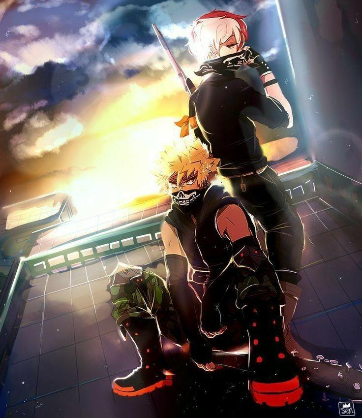 """Anime My Boku no hero academia manga Wall Scroll Poster cosplay8/""""x11/"""" Q"""