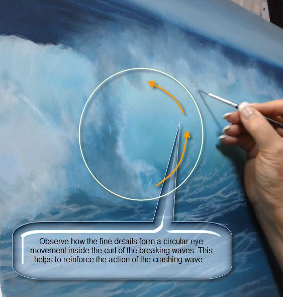 16 best acrylic tutorials to own images on pinterest acrylic online painting class seascape painting essentials acrylic with artist neadeen masters acrylic painting techniquespainting fandeluxe Images