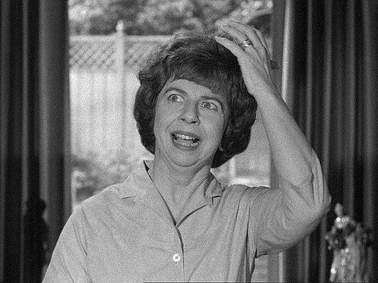 Bewitched, Season 1, Episode 29 Abner Kadabra (15 Apr. 1965) .  Alice Pearce