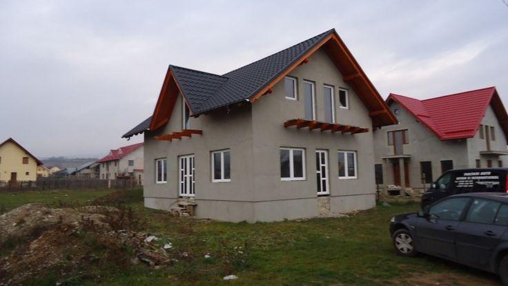 Casa de vanzare Bacau-Magura-170 mp-doua nivele