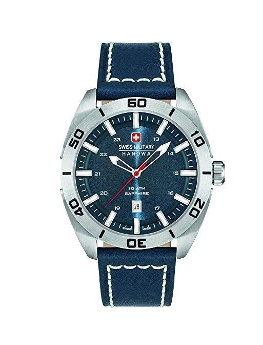 Hanowa Swiss Military CHAMP 06-4282.04.003 Mens Wristwatch Swiss Made Review 45490dc086