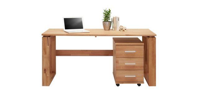 Schreibtisch 160 70 75 Cm In Buchefarben Online Kaufen Xxxlutz Schreibtisch Tisch Wolle Kaufen