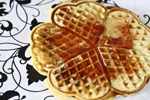 Norwegian waffles | Norge | Pinterest | Waffles, Best Healthy Recipes ...