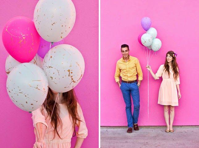 20 best images about decoraci n con globos on pinterest - Decoracion con globos para cumpleanos ...