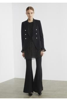The Past Love Jacket, I'm Not There Dress and Breakdown Pants from CAMILLA AND MARC's Ready-To-Wear Resort 2015 collection.