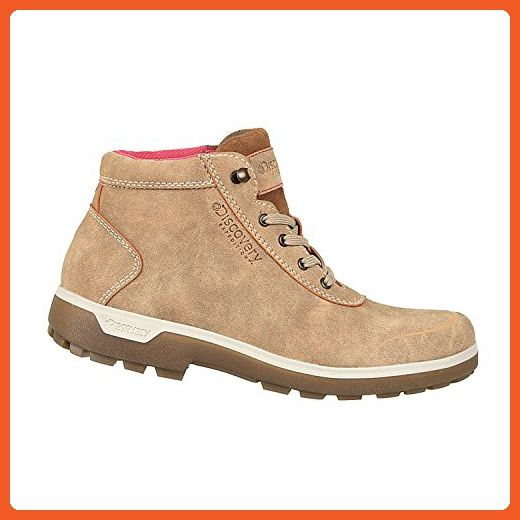 Discovery Expedition Women's Adventure Mid Hiking Boot Sand Size 8 - Boots for women (*Amazon Partner-Link)