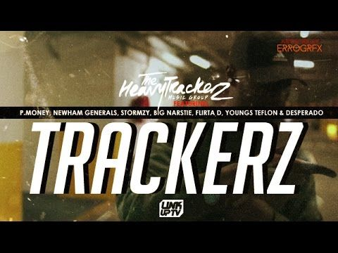 The Heavytrackerz - TRKRZ Ft. Stormzy, P Money, D Double E, Youngs Teflo...