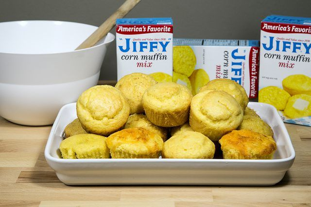 If you like corn muffins, Jiffy Corn Muffin Mix is an economical and convenient way to make the treat for pennies a serving. The recipe on the back of the box is fine as is, but you can kick it up a notch with ingredients you have on hand. Use these mix-in ideas or combine …