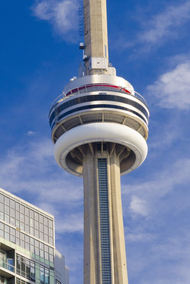 CN Tower Could Be Torn Down Because Of High Land Prices: Designer