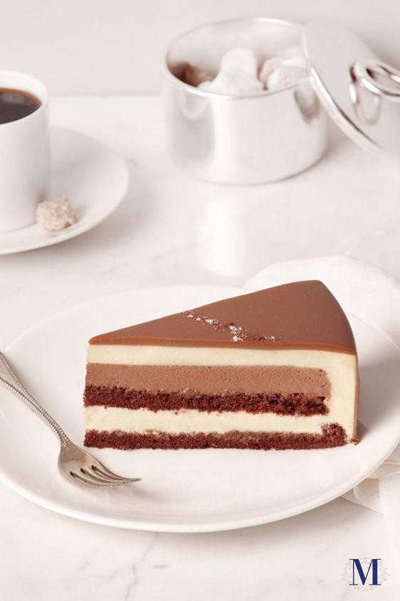 chocolate infused chocolate chocolate mousse whysky cake eat cake ...