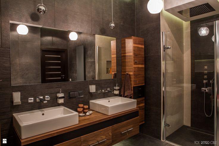 Łazienka styl Nowoczesny - zdjęcie od inGROO | pracownia projektowa - Łazienka - Styl Nowoczesny - inGROO | pracownia…