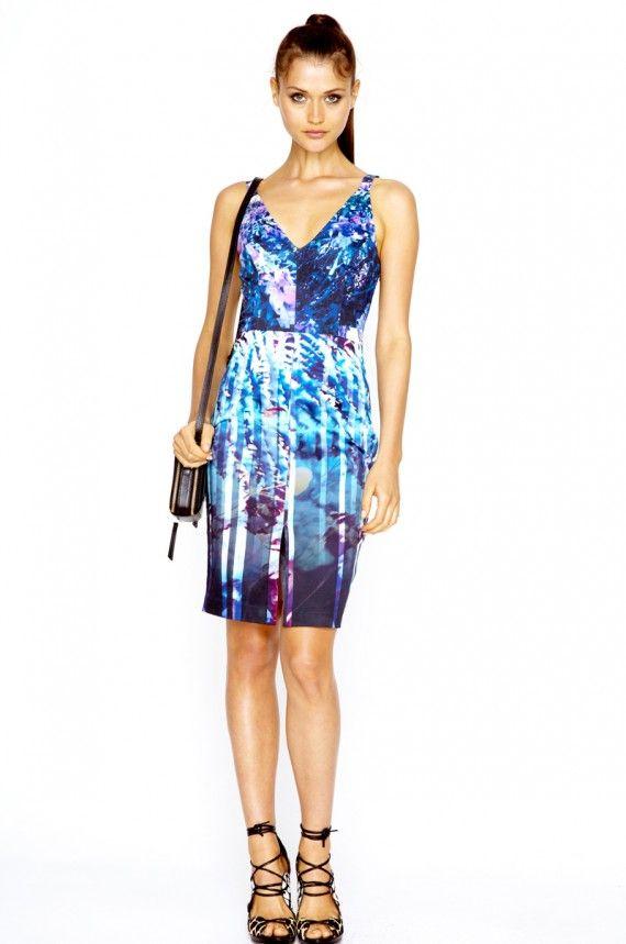 Talulah Label Night Time Journey Dress http://frontrow.com.au/product/night-time-journey-dress/