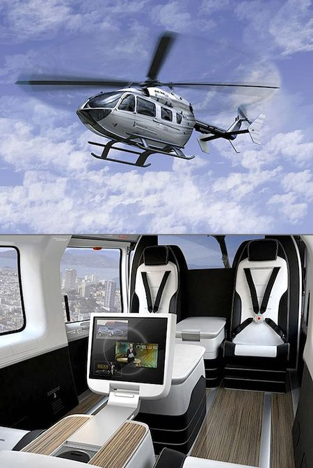 World's Most Luxurious Private Helicopters | PERFECTIONER. Online Magazine for Luxury, Arts, Design and Tech