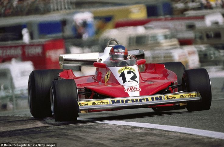 The 312T remained but there were two key changes at Ferrari in 1978 ...