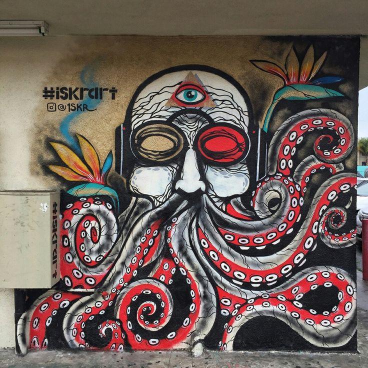 Street Art by ISKR