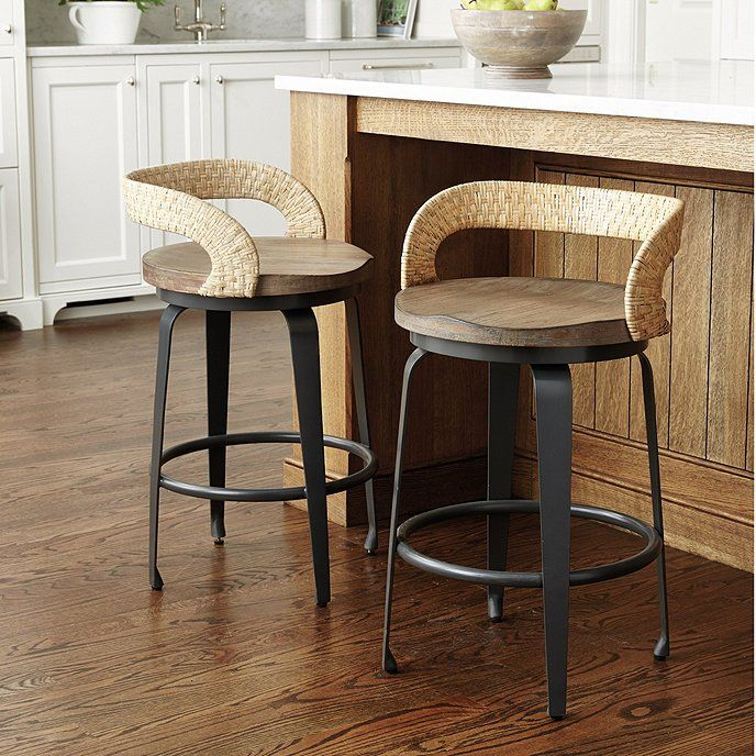 Groovy Trevisa Stools World Market Dining Chairs Basement Evergreenethics Interior Chair Design Evergreenethicsorg