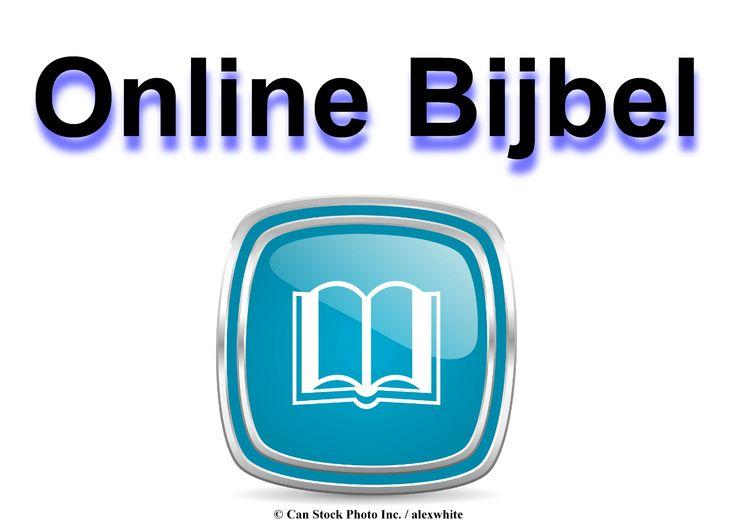Hier is een Bijbel te lezen online of download uw persoonlijk exemplaar gratis!  www.jw.org/nl/publicaties/bijbel/nwt/boeken/  (Here is a Bible to read online or you can download your personal copy for free!)