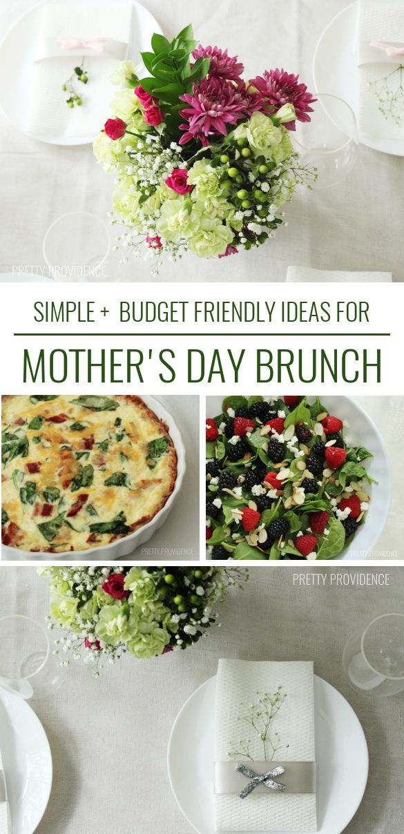 13 best images about holiday mother 39 s day on pinterest for Table 52 mother s day brunch