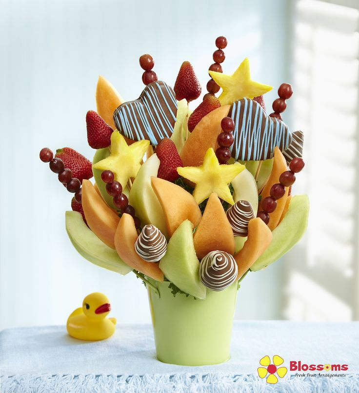 Baby Gift Edible Arrangements : Best images about our arrangements on