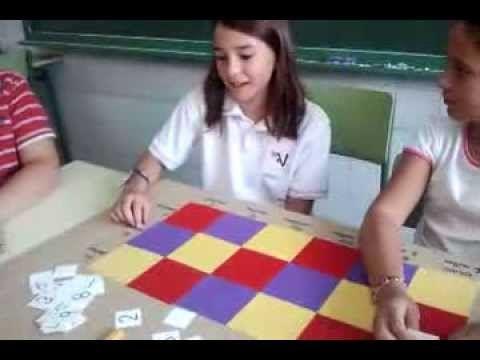 ▶ Multiplicar con regletas - YouTube