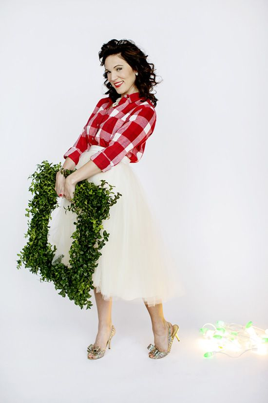 This is the perfect holiday hostess outfit. LOVE it! coco kelley holiday hostess outfitting