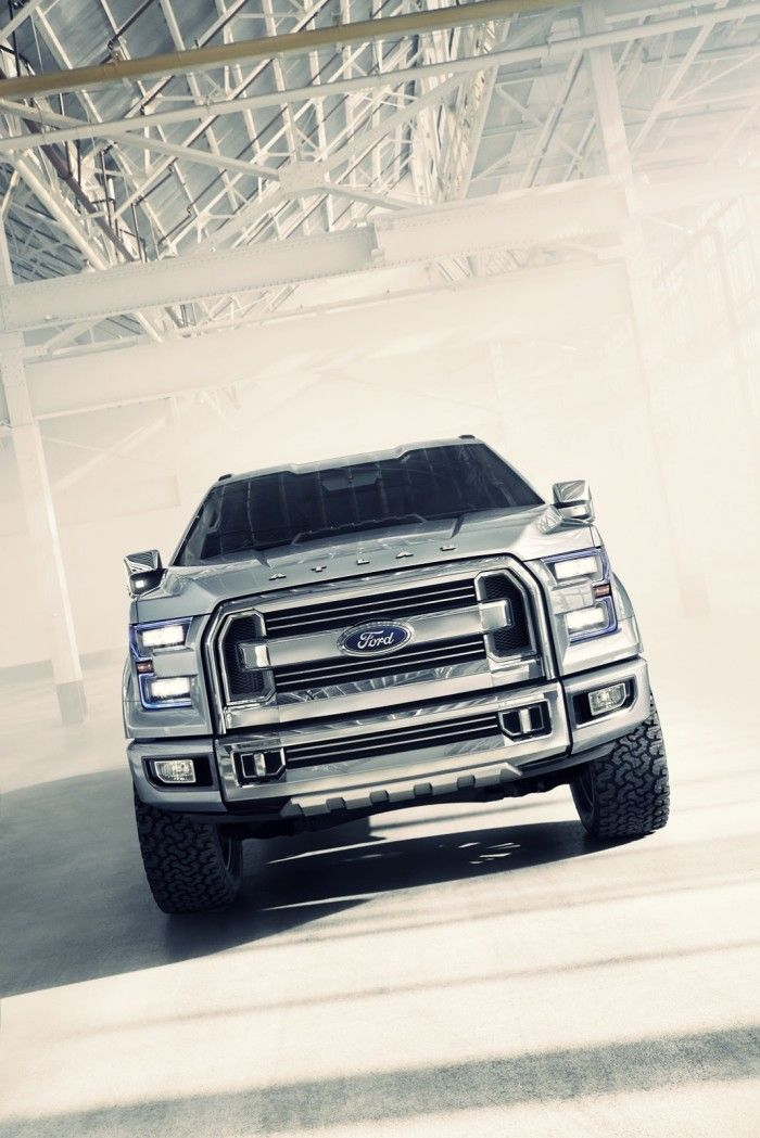 New Ford F150 concept - Wow !  That's an awesome looking beast ! Not a fan of fords but OMG!!!